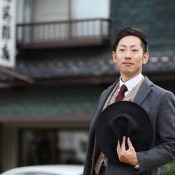 裏田 浩允氏